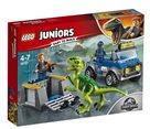 LEGO Juniors 10757 Jurský svět - Vozidlo pro záchranu Raptora