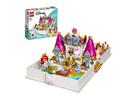 LEGO Disney Princess 43139 Ariel, Kráska, Popelka a Tiana a jejich pohádková kniha dobrodružství