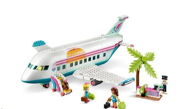 Levně LEGO Friends 41429 Letadlo z městečka Heartlake