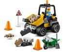 LEGO City Great Vehicles 60284 Náklaďák silničářů