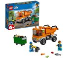 LEGO City Great Vehicles 60220 Popelářské auto