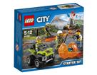 LEGO City 60120 Sopečná startovací sada, 5-12 let
