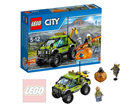 LEGO City 60121 Sopečné průzkumné vozidlo, 5-12 let