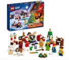 LEGO City 60303 Adventní kalendář