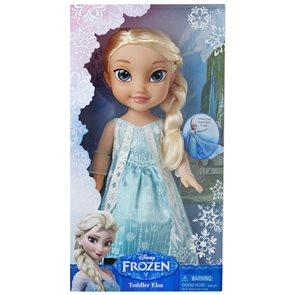 Panenka Elsa v nových zimních šatech Ledové království