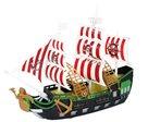 Pirátská loď - menší, světlo, zvuk