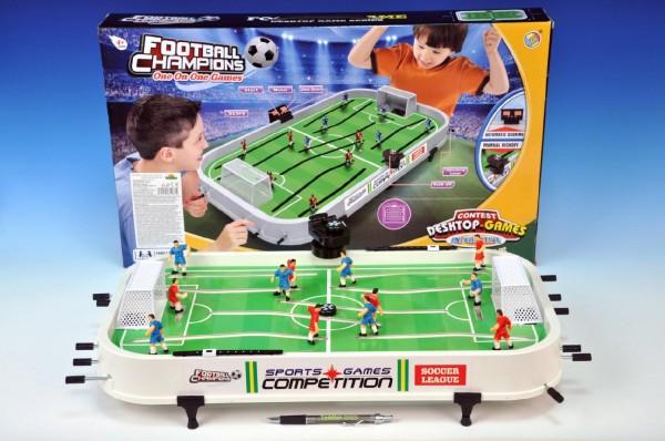 Fotbal společenská stolní hra