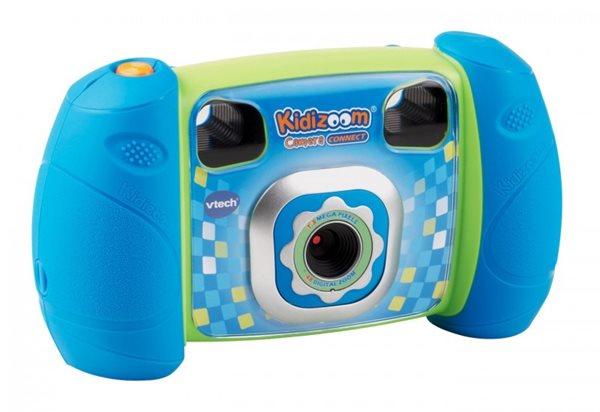 Kidizoom Kid Connect Fotoaparát - modrý, Doprava zdarma