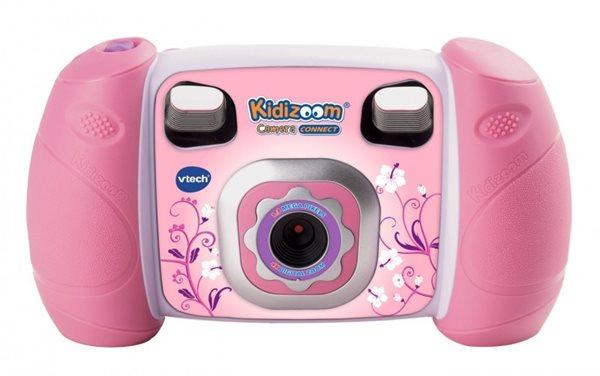 Kidizoom Kid Connect Fotoaparát - růžový, Doprava zdarma