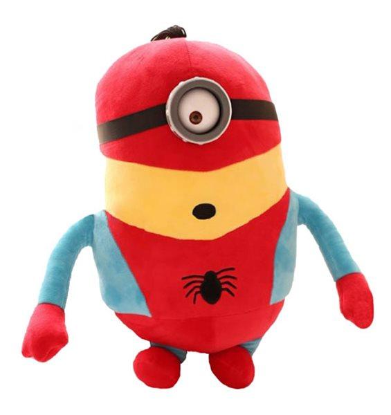 Mimoň Spiderman - plyšový 29 cm