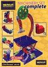 Merkur stavebnice Machinery Set Complete 80 modelů