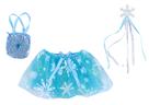 Sukně Tutu zimní + hůlka a kabelka