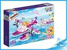 BanBao stavebnice Trendy Beach letadlo 172ks + 1 figurka ToBees v krabičce