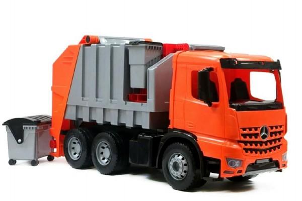 Plastové poplářské auto 72 cm