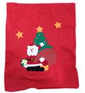 Taška vánoční s dekorací, 40 x 50 cm