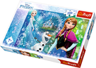 Puzzle Ledové království - 200 dílků