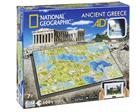 4D Puzzle National Geographic Starověké Řecko