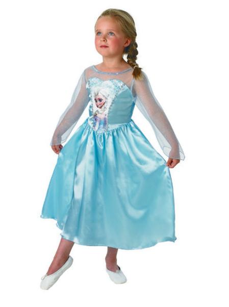 Kostým Ledové království ELSA, 7-8 let