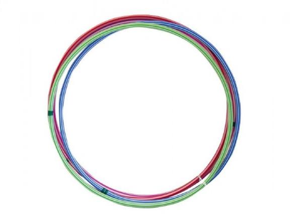 Obruč Hula Hop průměr 70 cm - mix barev