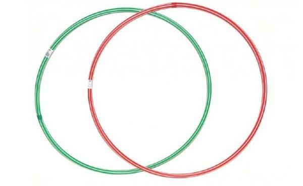 Obruč Hula Hop 50 cm, mix barev
