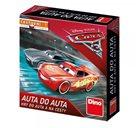 AUTA DO AUTA, Cars 3 cestovní společenská hra