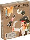 Re-cycle-me SET - Pirátský kostým