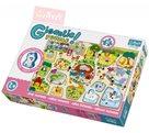 Puzzle zvířátka Gigantic ZOO, 12 ks