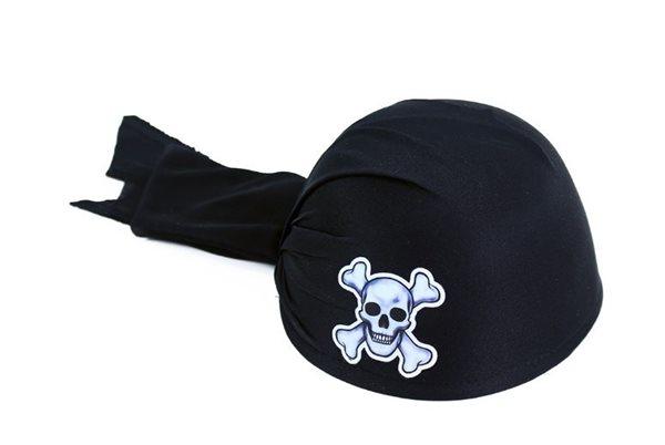 Šátek pirátský - dětský