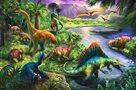 Puzzle - Dinosauři 260 dílků