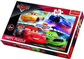 Puzzle Cars 3 Disney 160 dílků