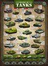 Puzzle Historie tanků 1000 dílků