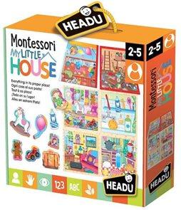 Sada vkládaček Můj domeček (Montessori)