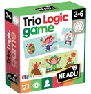 Puzzle Souvislosti Trio Logic 12x3 dílky