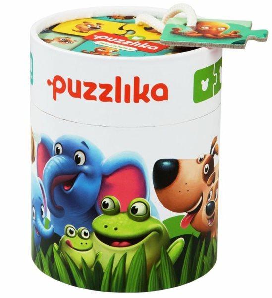 Moje rodina - naučné puzzle 20 dílků