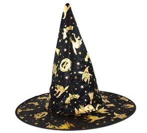 Klobouk čarodějnický/ Halloween dětský