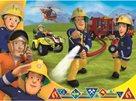 Puzzle Požárník Sam zasahuje 30 dílků