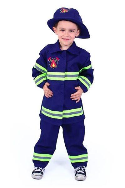 Kostým Hasič - požárník dětský - vel. M