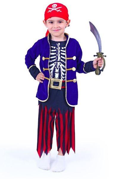 Kostým pirát s šátkem