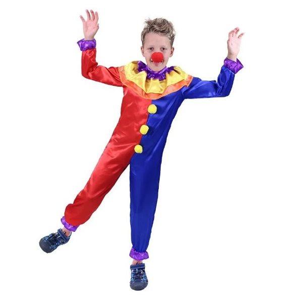 Kostým klaun dětský