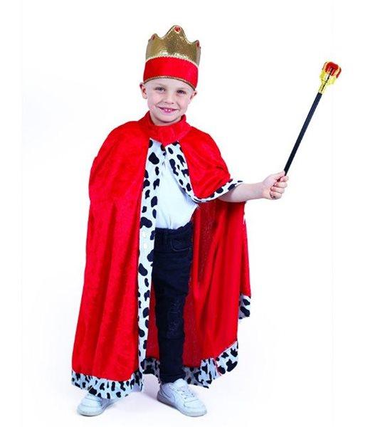 Kostým Královský plášť - dětský