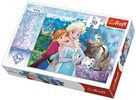Puzzle Ledové království 27x 20cm 30 dílků