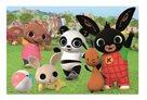 Puzzle Bing - Zábava v parku MAXI 24 dílků