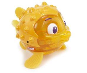 Sparkle Bay Svítící rybka - žlutá