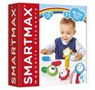 Stavebnice SmartMax - Rozvíjíme smysly - 8 ks