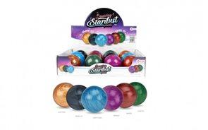 Hopík/ míček - Hvězdný prach 7 cm, mix barev