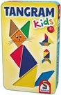 Tangramy pro děti v plechové krabičce