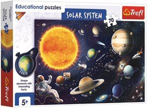 Puzzle Vesmír 70 dílků