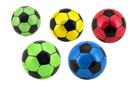 Míč SuperTele nafouknutý guma 23 cm, mix barev