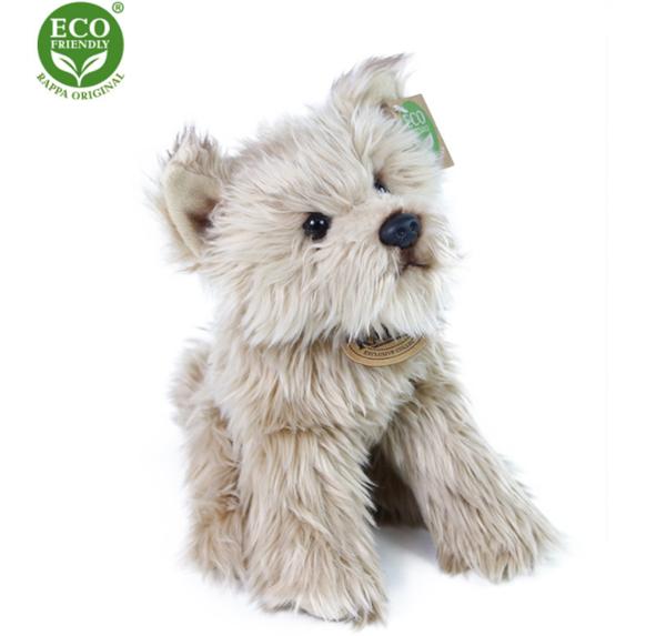 Plyšový pes Chorkie 20 cm