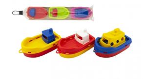 Lodičky do vody 3 ks, plastové 14 cm